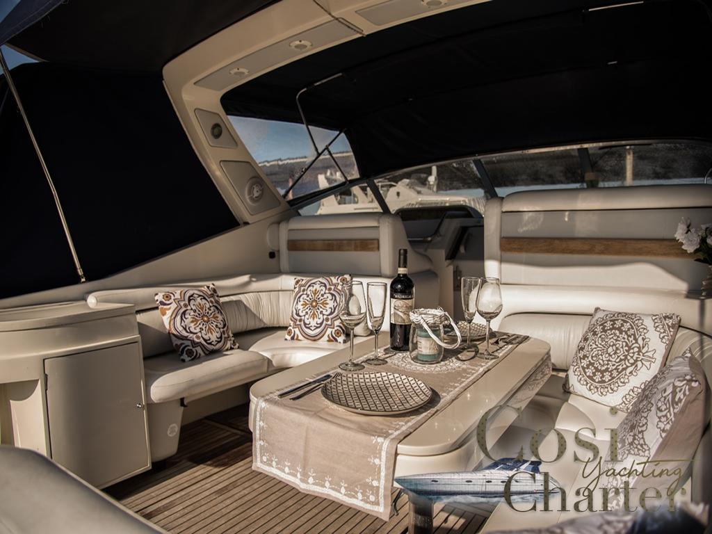 Cosi Yachting Charter